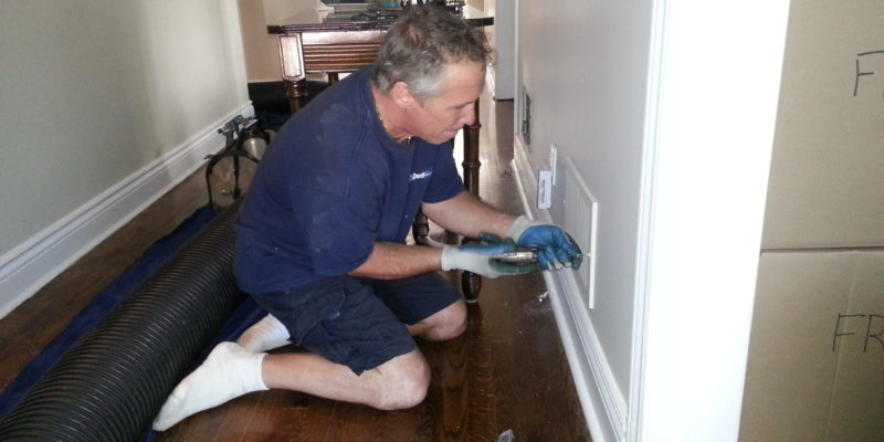 Removal of Return Vents